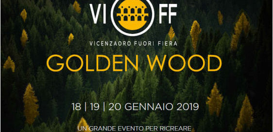 VIOFF Golden Wood 2019