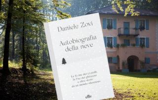 """Ad Arte Sella l'anteprima nazionale del nuovo libro di Daniele Zovi """"Autobiografia della neve"""""""
