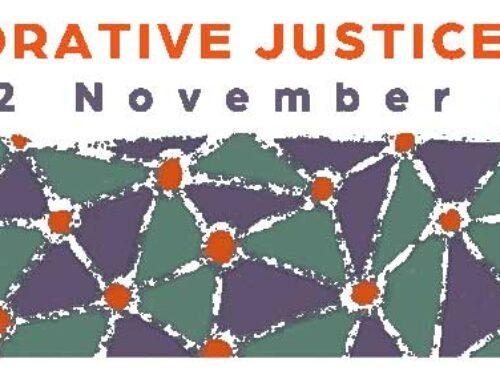 Restorative Justice Week 2020 – Un dialogo con Daniele Zovi