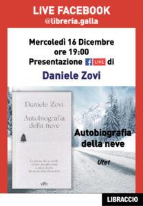 Diretta Facebook con la libreria Libraccio di Vicenza