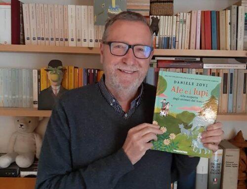 """È uscito il mio secondo libro per bambini """"Ale e i lupi"""""""