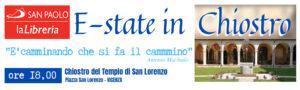 E-state in Chiostro @ Libreria San Paolo