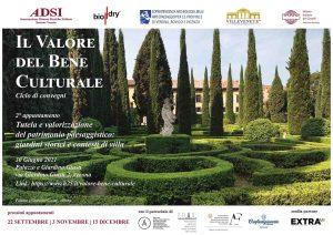 Il Valore del Bene Culturale @ Palazzo e Giardino Giusti